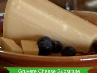 Gruyere Cheese Substitute , Replacement and Alternative